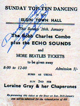 More Beatles tickets to be given away.