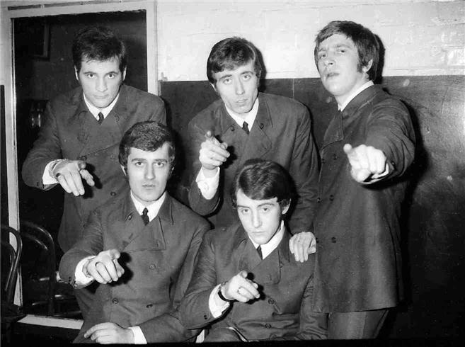 Moody Blues 1965