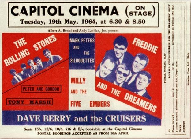 Rolling Stones 1964 | scotbeat