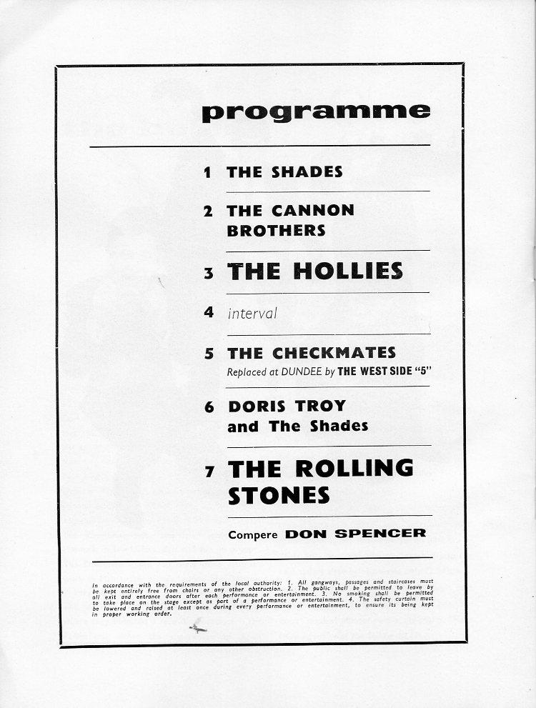 Stones '65
