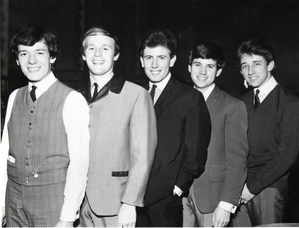 The Hollies promo photo [Bonici Archives]