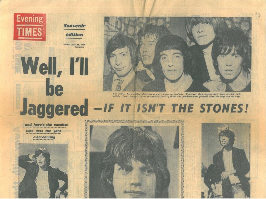 stones jun65