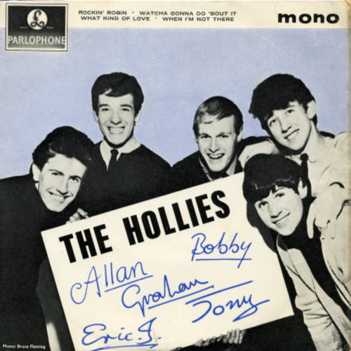 The_Hollies_EP
