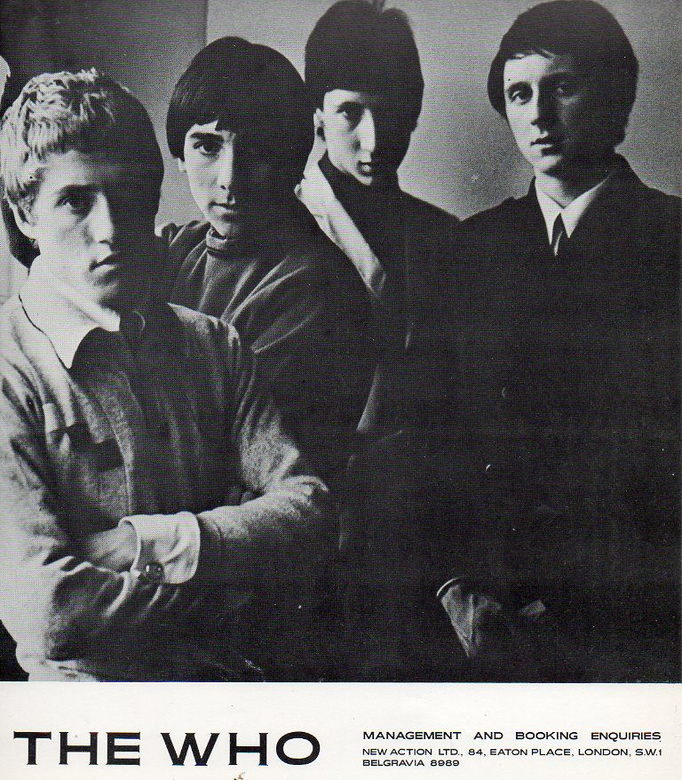 The Who [promotion photo]