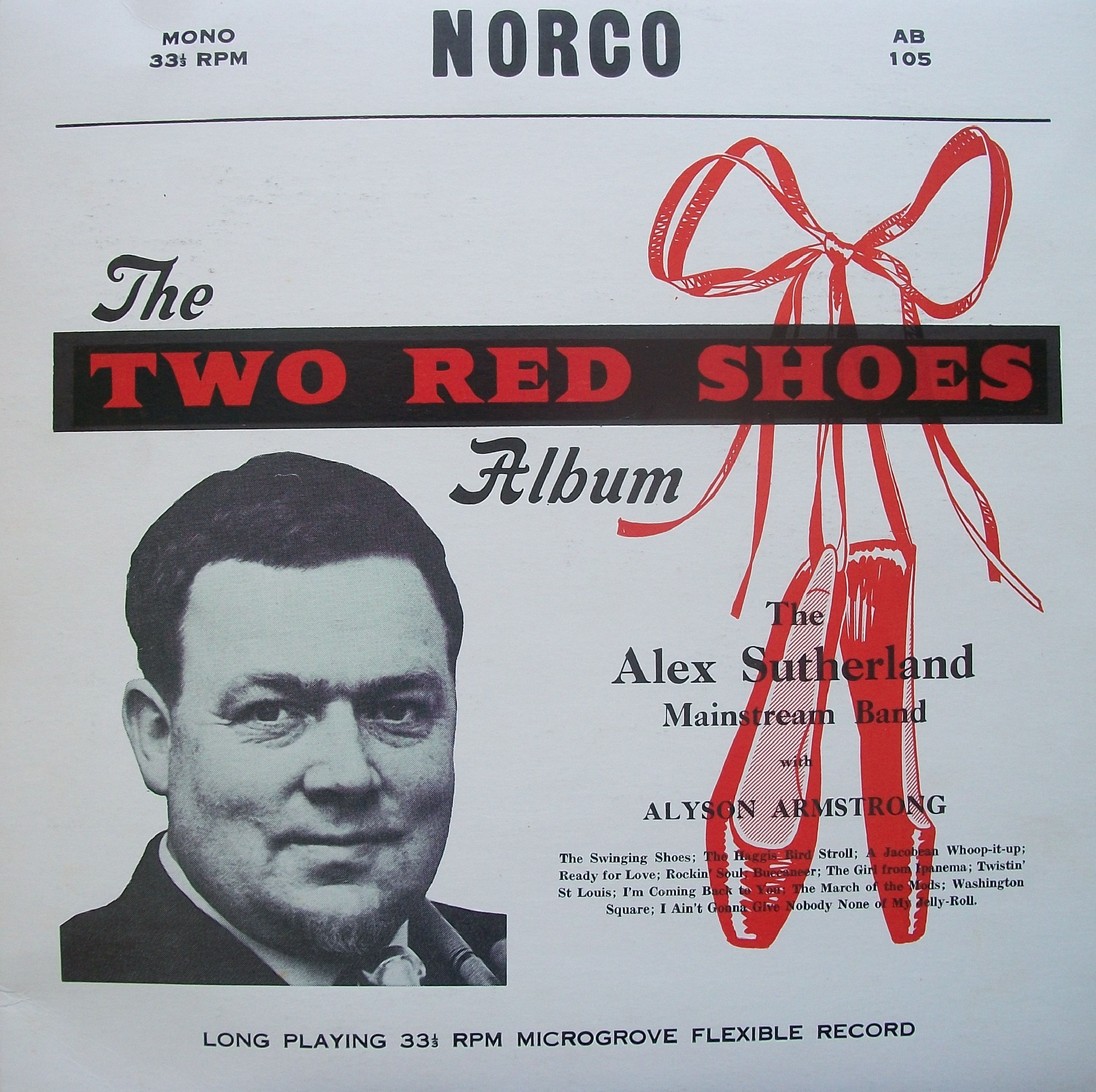 TWO RED SHOES Album | scotbeat