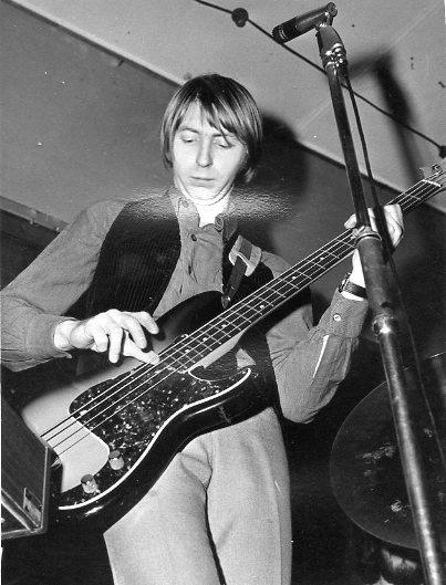 Bill Cameron [circa 1970]