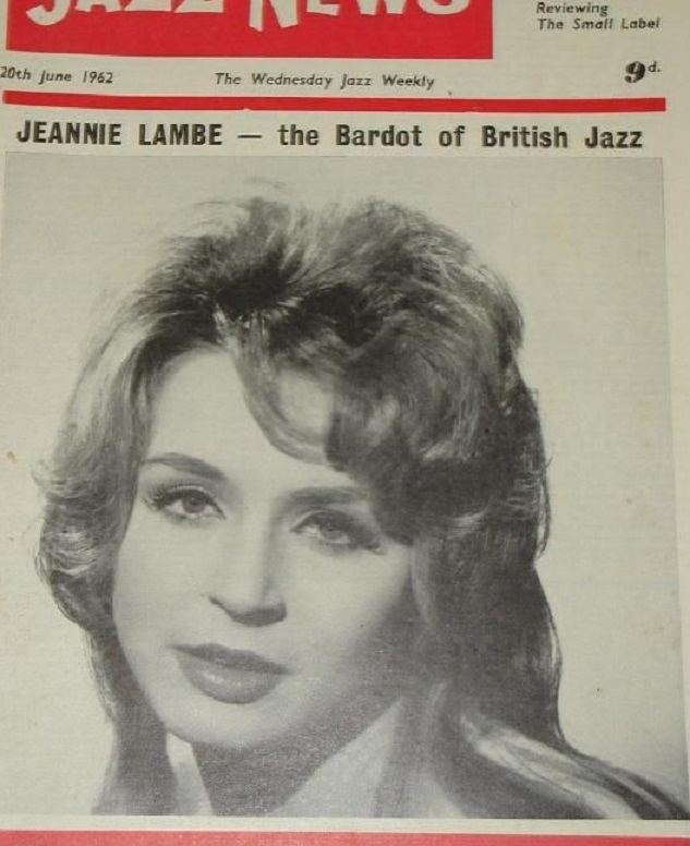 Jeannie Lambe