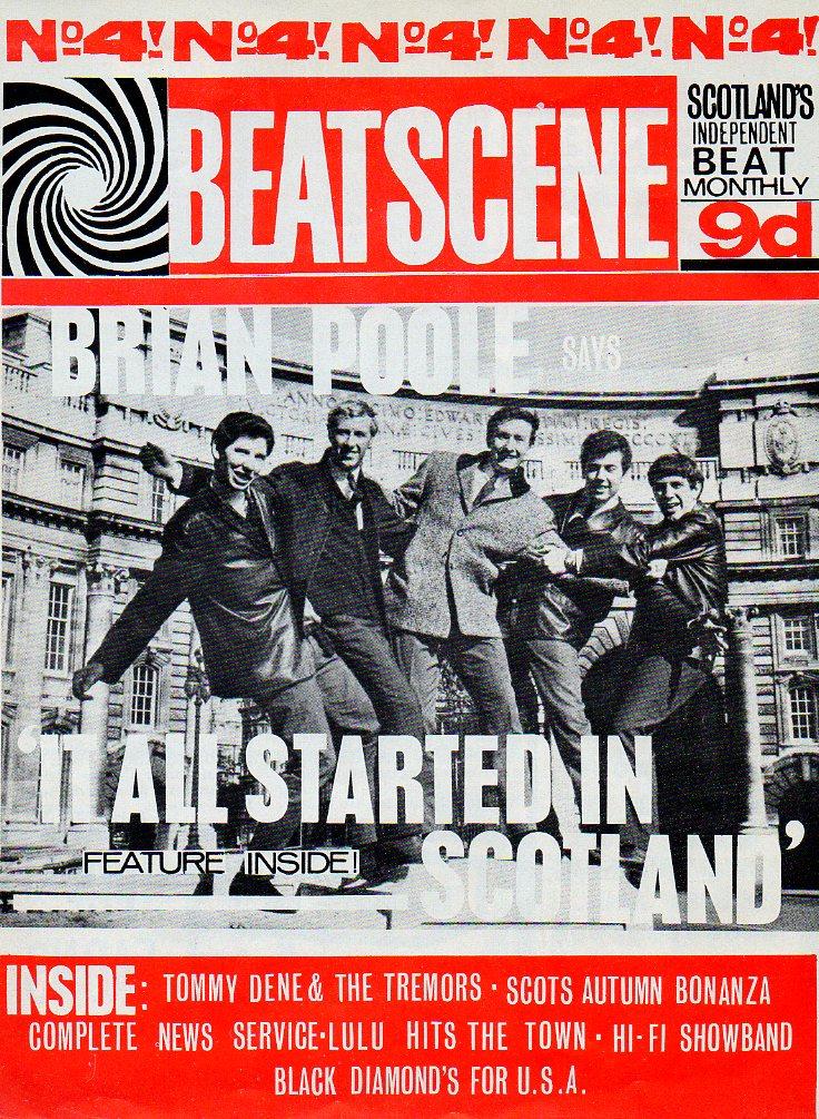 Beatscene August 1964