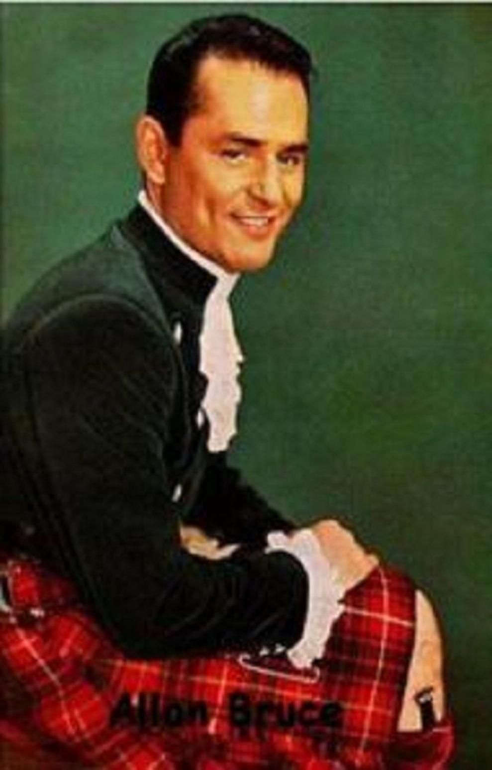 Allan Bruce [circa 1963]