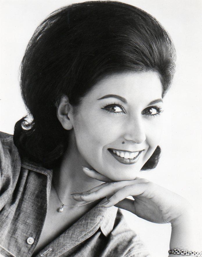 Anita Harris circa 1963