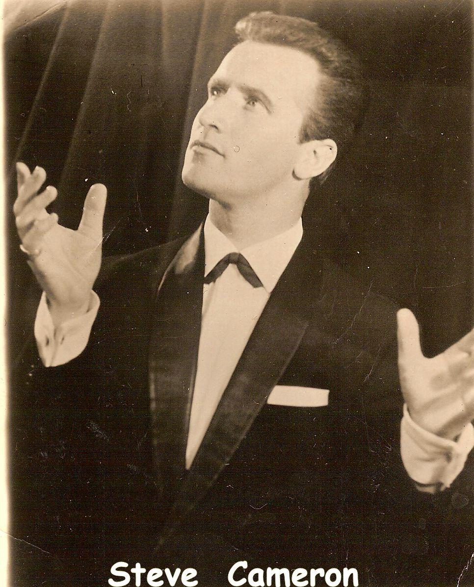 Steve Cameron [circa 1963]