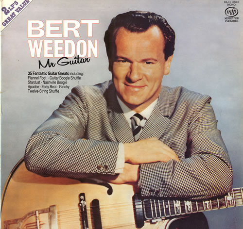 Bert+Weedon+-+Mr+Guitar+-+DOUBLE+LP-235361