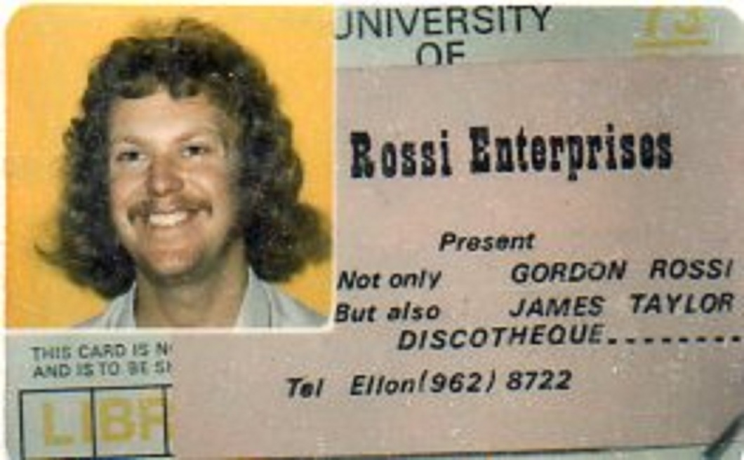James Taylor ran a discotheque in '72