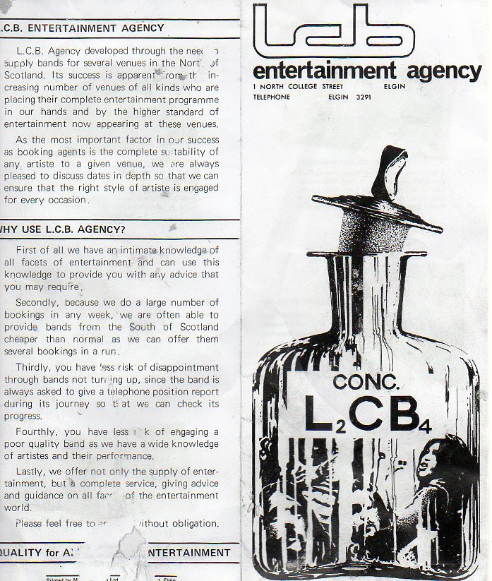 LCB Agency