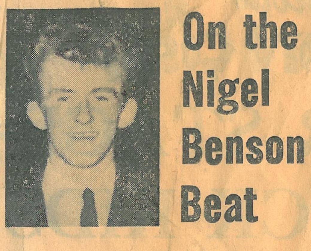 Benson beat