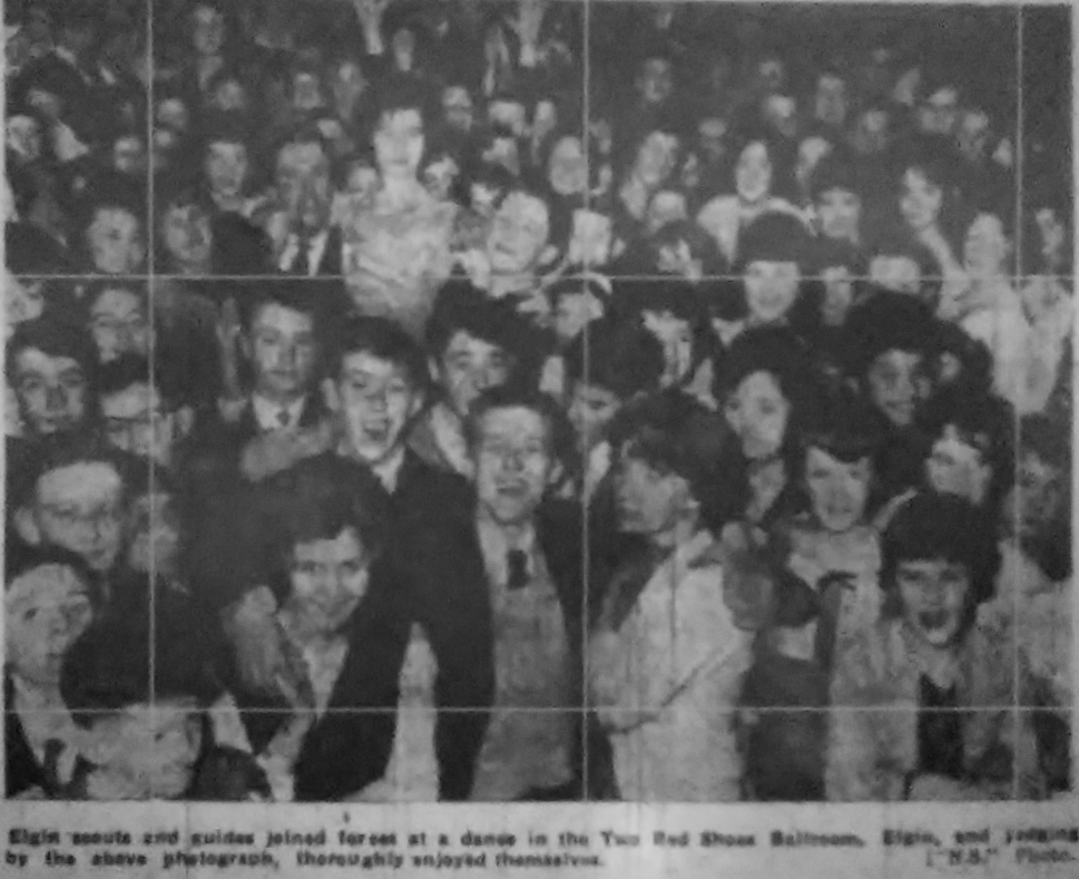 TRS dance 1962
