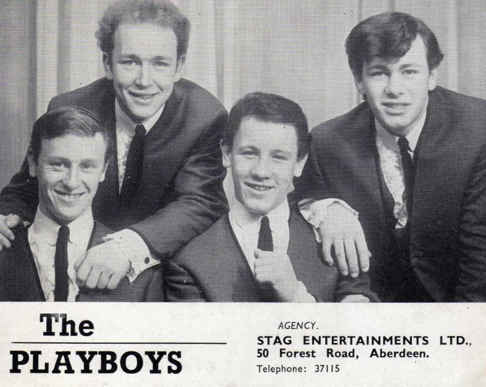 The Playboys b