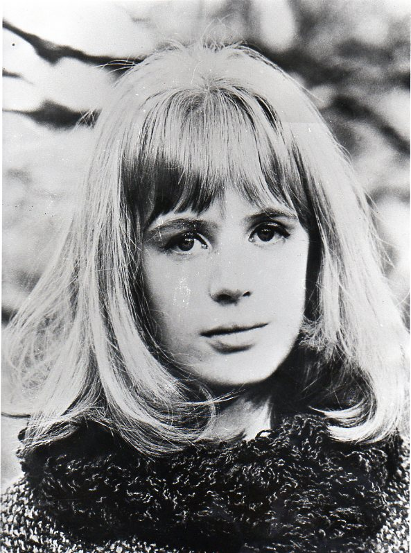 Marianne Faithful was one of many young talented singers to tour Scotland.