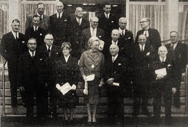 elgin hall committee 1961