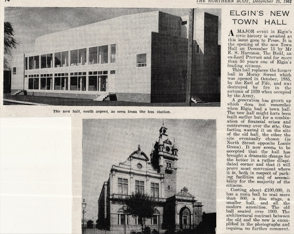 elgin new hall