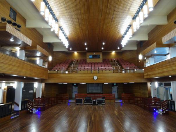 elgin town hall inside