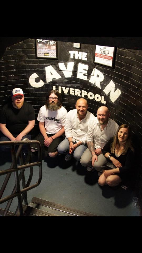 mark cavern